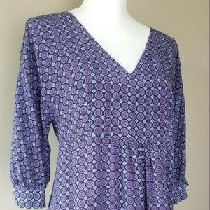 BANANA REPUBLIC Silk Tunic!